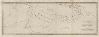 A Chart of Captn Carterets Discoveries at New Britain, with part of Captn Cooks passage thro Endeavour Streights…